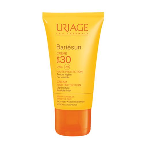 Uriage Солнцезащитный водостойкий крем SPF30  Барьесан 50 мл (Bariesun)