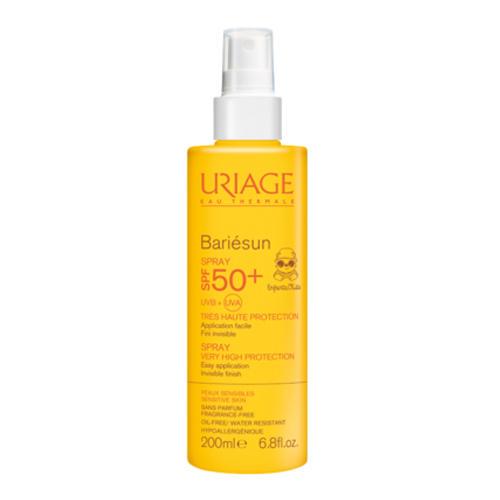 Uriage Солнцезащитный спрей для детей SPF50+ Барьесан 200 мл (Bariesun)