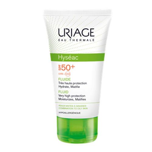 Uriage Солнцезащитная эмульсия SPF 50 Исеак, 50 мл (Uriage, Hyseac) uriage hyseac gel