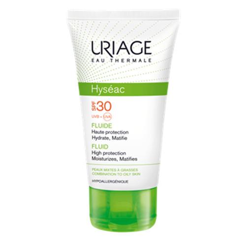 Солнцезащитная эмульсия SPF 30 Исеак, 50 мл (Uriage, Hyseac)