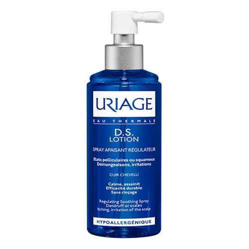D.S. Регулирующий успокаивающий спрей для кожи головы 100 мл (Uriage, Uriage DS) uriage ds