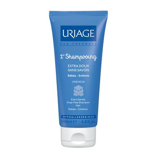Uriage Первый ультра-мягкий шампунь без мыла 200 мл (Детская гамма)