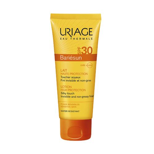 Uriage Барьесан SPF 30 Молочко 100 мл (Uriage, Bariesun) успокаивающий спрей после солнца барьесан 150 мл uriage bariesun