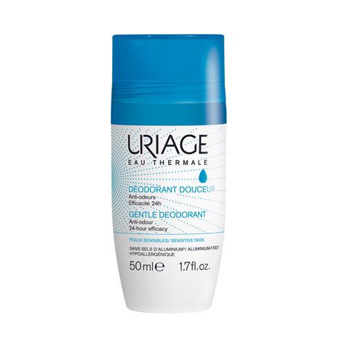 Uriage Роликовый дезодорант 50 мл (Uriage, Гигиена Uriage) uriage средство для снятия водостойкого макияжа с глаз 100 мл uriage гигиена uriage