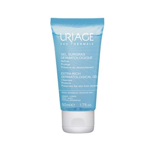Uriage Обогащенный дерматологический гель для лица и тела 50 мл (Uriage, Гигиена Uriage) недорого