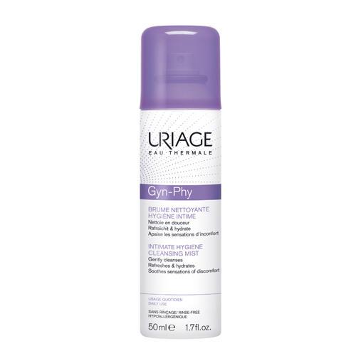 ЖинФи Очищающая дымкаспрей для интимной гигиены 50 мл (Uriage, Интимная гигиена)