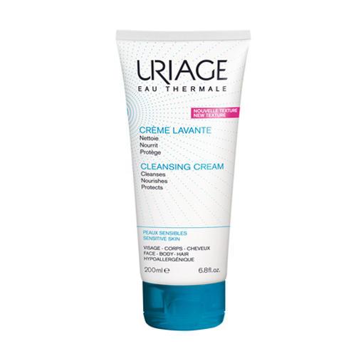 Uriage Очищающий пенящийся крем 200 мл (Uriage, Гигиена Uriage) uriage средство для снятия водостойкого макияжа с глаз 100 мл uriage гигиена uriage