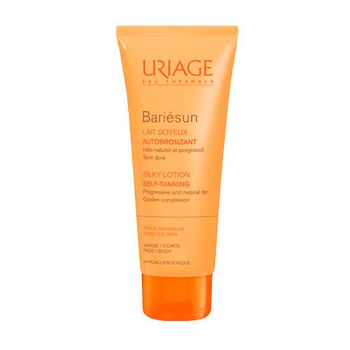 Барьесан Молочкоавтобронзант 100 мл (Uriage, Bariesun) после загара uriage bariesun repair balm after sun объем 150 мл