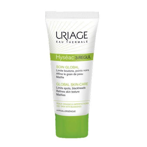 Uriage Исеак 3-Regul Универсальный уход  40 мл (Hyseac)