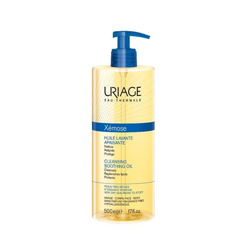 Ксемоз Очищающее успокаивающее масло 500 мл (Uriage, Xemose) недорого
