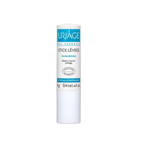 Увлажняющий, защитный и восстанавливающий стик для губ 4 г (Suppleance) (Uriage)