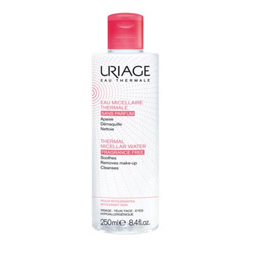 Очищающая Мицеллярная вода для чувствительной кожи 250 мл (Гигиена Uriage)