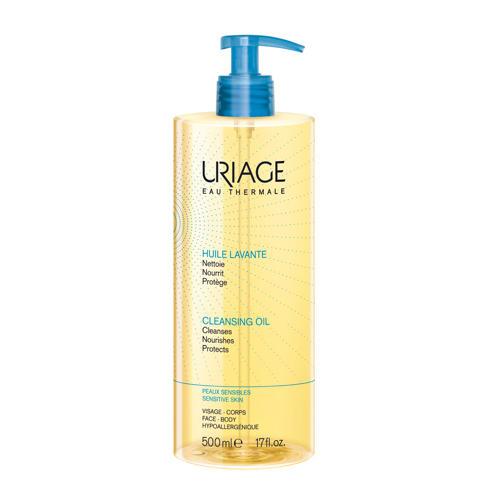 Uriage Очищающее пенящееся масло 500 мл (Uriage, Гигиена Uriage) uriage средство для снятия водостойкого макияжа с глаз 100 мл uriage гигиена uriage