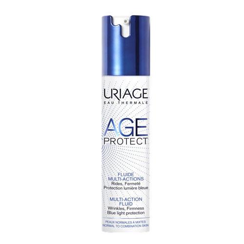 Uriage Age Protect Многофункциональная дневная эмульсия 40 мл (Uriage, Age Protect) урьяж мицеллярная вода очищающая для кожи склонной к покраснению 250 мл uriage гигиена uriage