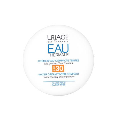 Купить Uriage О'Термаль Компактная крем-пудра SPF 30, 10 гр (Uriage, Eau thermale), Франция