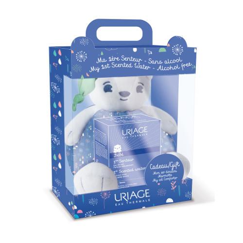 Uriage Набор Первая парфюмированная вода 50 мл + Мягкая игрушка