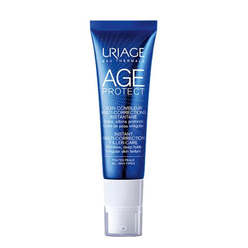 Uriage Эйдж Протект Филлер для мгновенного действия для коррекции морщин 30 мл (Uriage, Age Protect) урьяж мицеллярная вода очищающая для кожи склонной к покраснению 250 мл uriage гигиена uriage