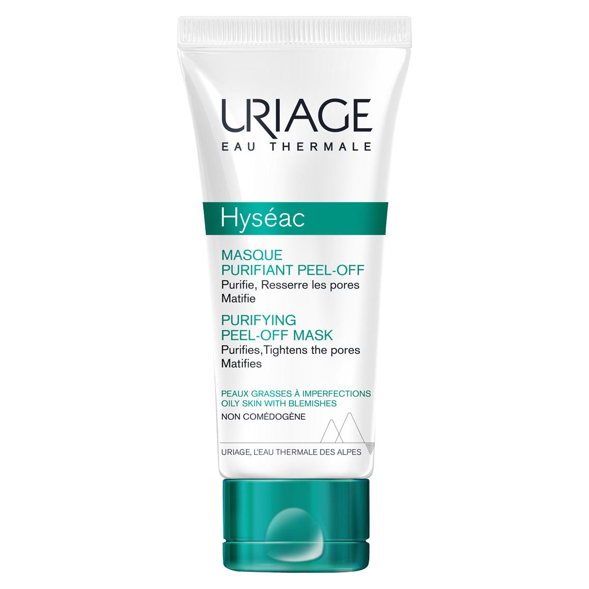 Купить Uriage Очищающая маска-пленка, 50 мл (Uriage, Hyseac), Франция
