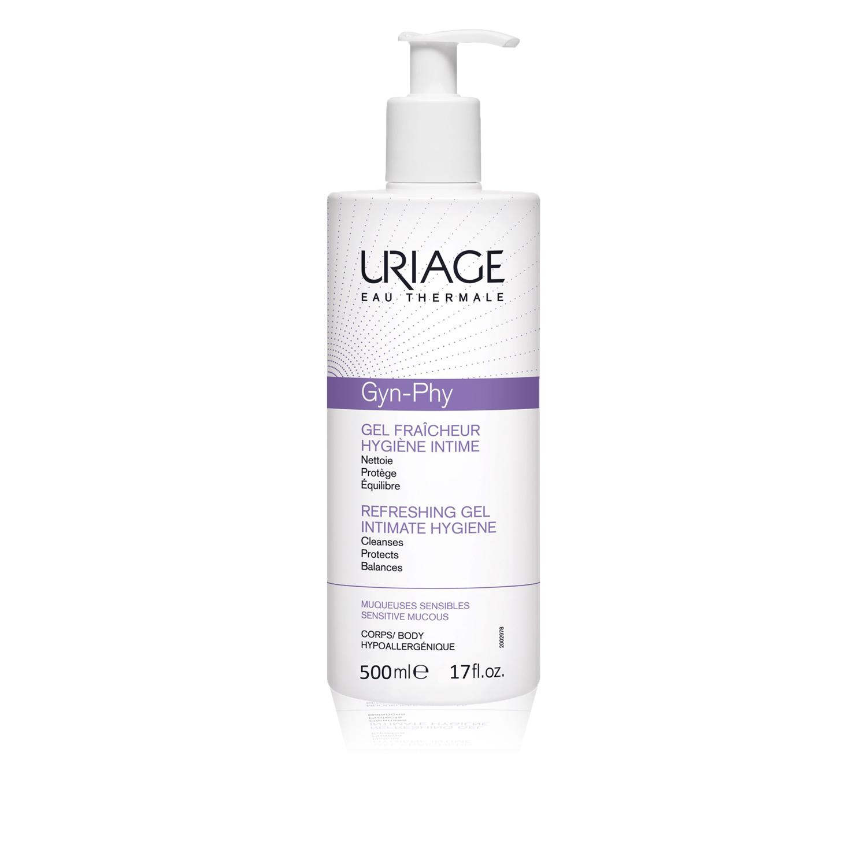 Uriage Жин-фи Гель для интимной гигиены 500 мл (Uriage, Интимная гигиена)