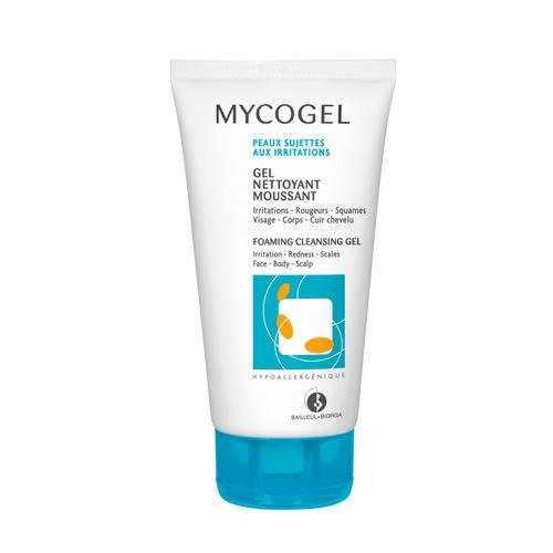 Микожель пенящийся очищающий гель 150 мл (Mycogel) от Pharmacosmetica