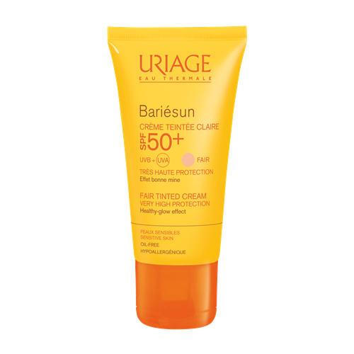 Uriage Барьесан Тональный крем SPF 50+ светлый 50 мл (Uriage, Bariesun) uriage 50 spf