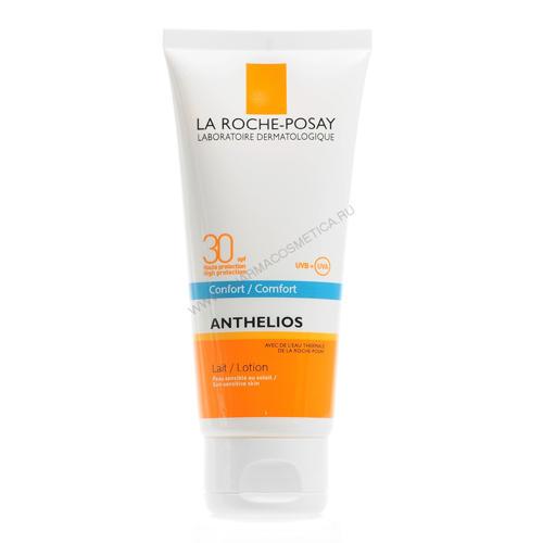 Антгелиос SPF 30 Бархатистое молочко 100 мл (Anthelios) (La Roche-Posay)