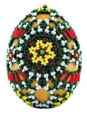 В191 Яйцо Лужицкие мотивы (Сотвори Сама, Сотвори Сама) в191 яйцо лужицкие мотивы сотвори сама сотвори сама