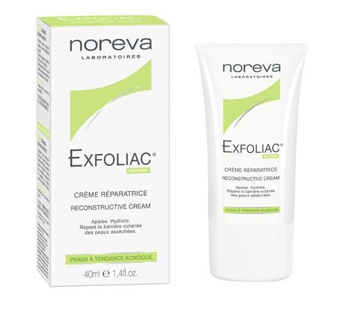 ��������� ����������������� ����������� ���� 40 �� (Exfoliac) (Noreva - Merck)