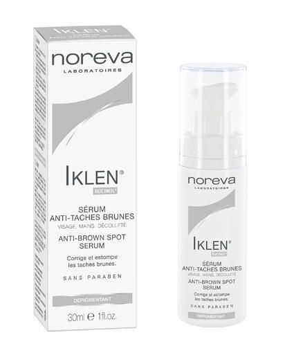 Купить Иклен интенсивная депигментирующая сыворотка 30 мл Noreva Iklen: цена и отзывы - Средства против пигментных пятен