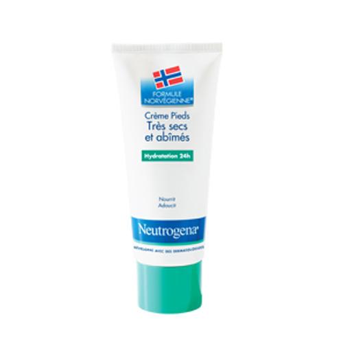 Neutrogena Нитроджина Крем для ног восстанавливающий 100мл (Норвежская формула)