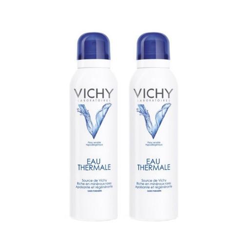 Дуопак Термальная Вода Vichy 150 мл х 2 шт. (Vichy, Thermal Water Vichy) термальная вода vichy 300 мл vichy thermal water vichy