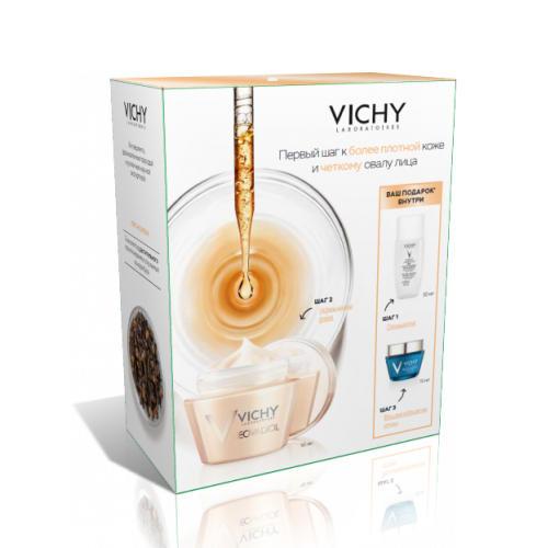 Набор Первый шаг к более плотной коже и четкому овалу лица Неовадиол (Vichy, Neovadiol)