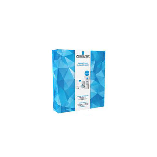 La Roche-Posay Набор Нутритик Питателный крем 50 мл + Крем для рук липикр ксеранд 50 мл (Nutritic)