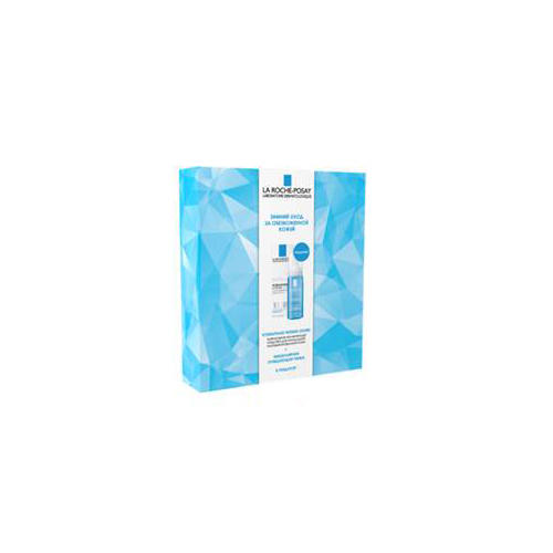 Набор Гидрафаз увлажняющее средство Интенс Лежер 50 мл Мицеллярная очищающая пенка 50 мл (La RochePosay, Hydraphase)