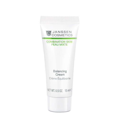 Janssen Балансирующий крем 15 мл (Travel size)