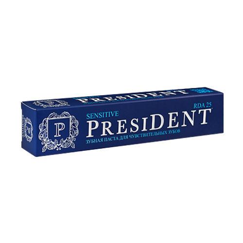 President Сенситив паста зубная 100 мл (Sensitive)