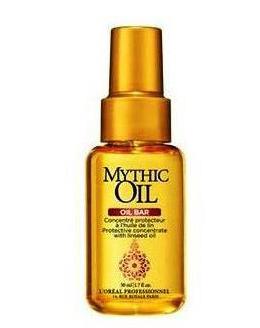 Митик Оил Защитный УходКонцентрат 50мл (Loreal Professionnel, Mythic Oil) митик оил питательный смываемый уход 750мл loreal professionnel mythic oil