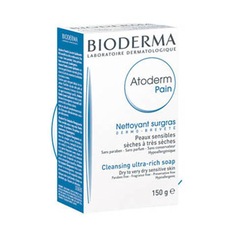 Bioderma Мыло Атодерм (Atoderm)