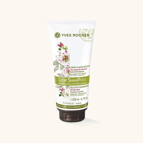 Мягкий Крем для Мытья Волос 200 мл (Yves Rocher, Для волос) yves rocher yves rocher питательный крем для умывания