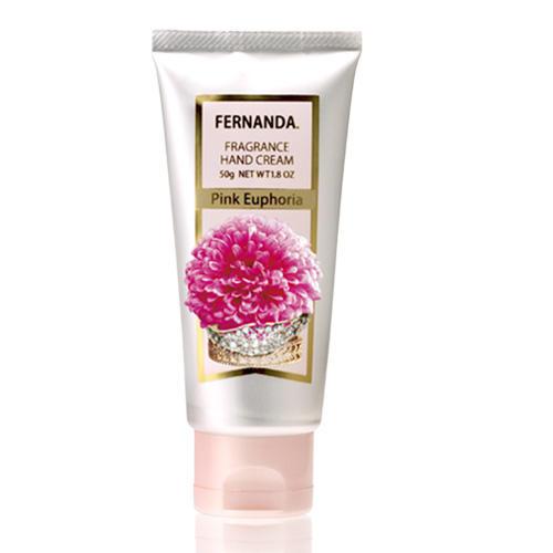 Fernanda Крем-масло парфюмированное для тела Розовая эйфория 100 мл (Уход за телом)