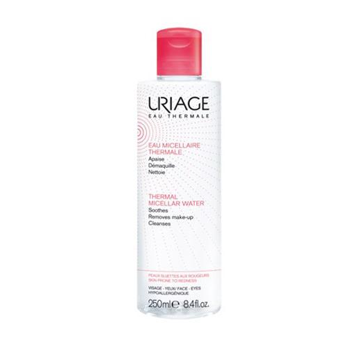 Урьяж Мицеллярная Вода очищающая для кожи, склонной к покраснению 250 мл (Uriage, Гигиена Uriage) очищающая мицеллярная вода для гиперчувствительной кожи 250 мл uriage гигиена uriage