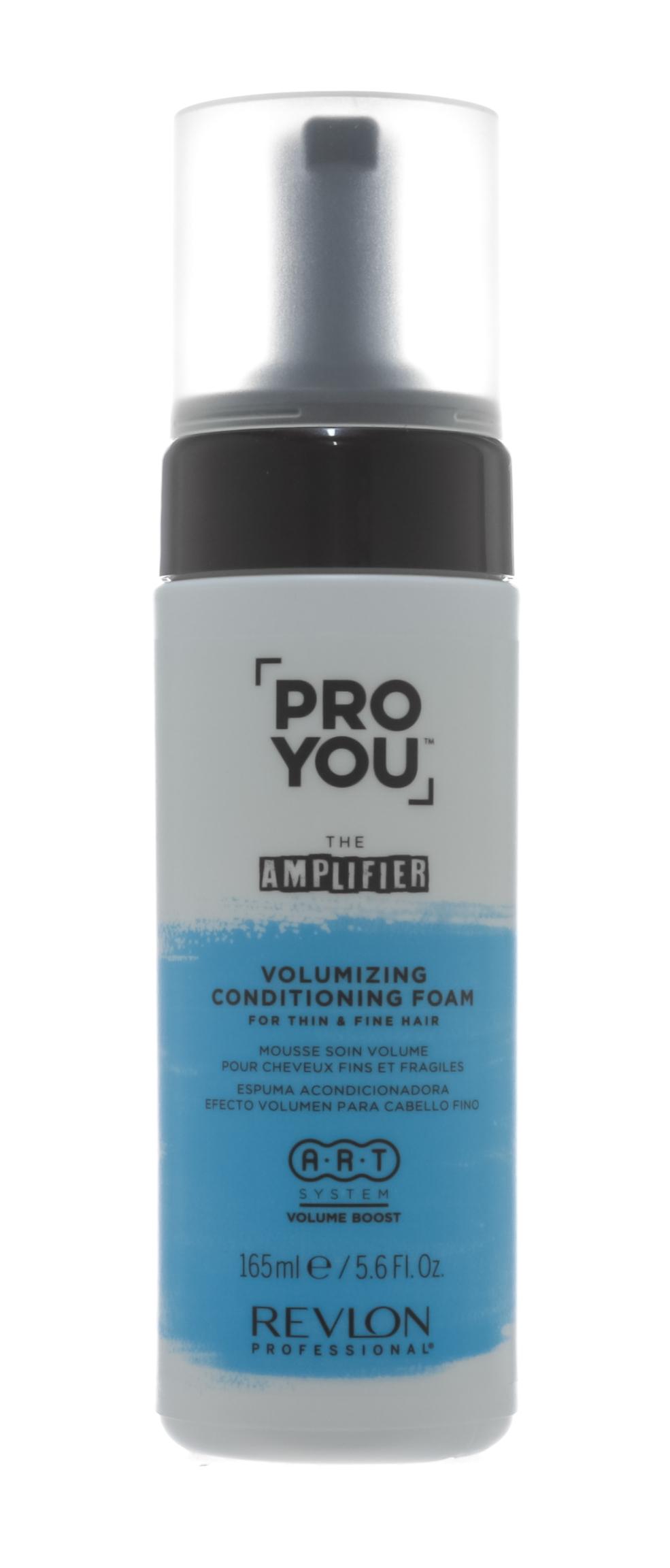 Купить Revlon Professional Кондиционирующая пена для придания объема для тонких волос Volumizing Foam, 165 мл (Revlon Professional, Pro You), США