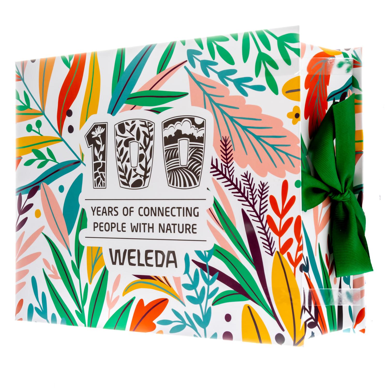 Купить Weleda Подарочный набор «100 лет экспертизы Weleda» (Weleda, ), Германия