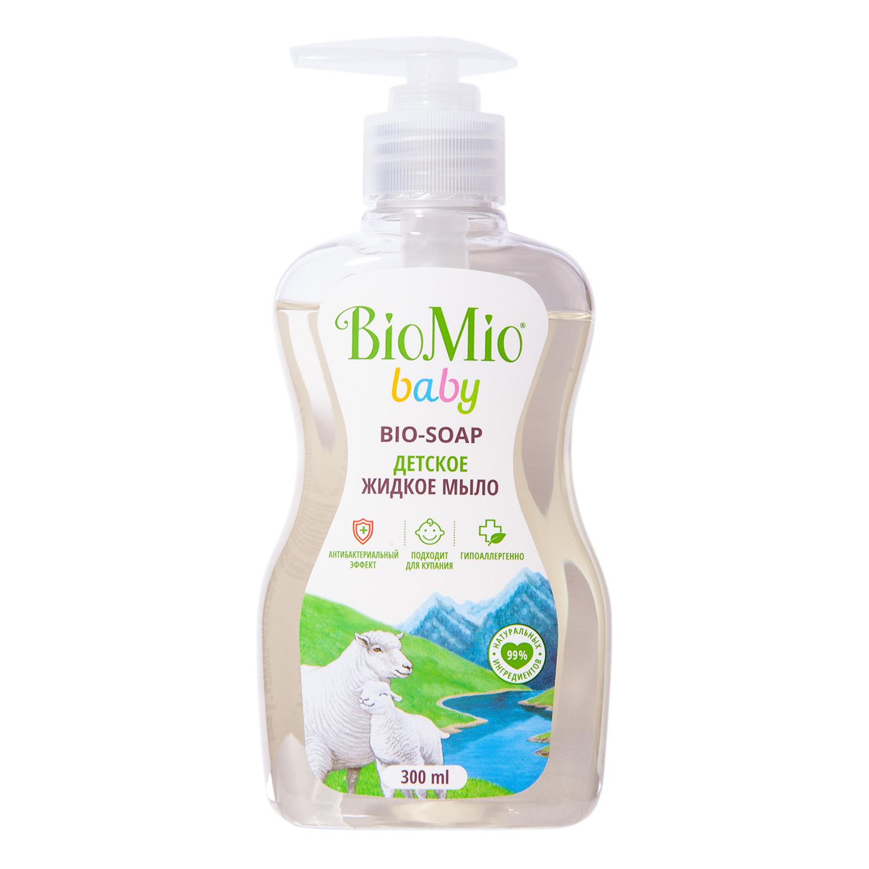 Купить BioMio Детское жидкое мыло, 300 мл (BioMio, Мыло), Россия