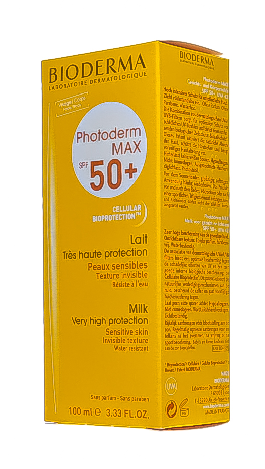 Биодерма Молочко Фотодерм Мах SPF 50+, 100 мл (Bioderma, Photoderm) фото 2