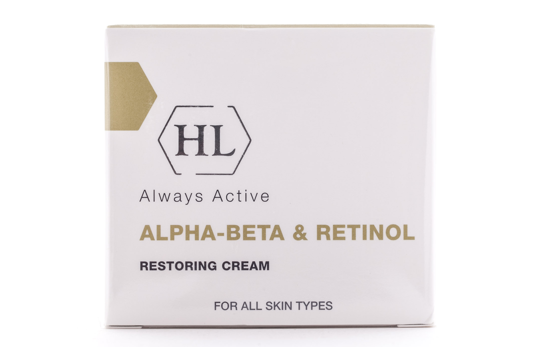 Холи Ленд Восстанавливающий крем Restoring Cream 50 мл (Holyland Laboratories, Alpha-Beta & Retinol) фото 3