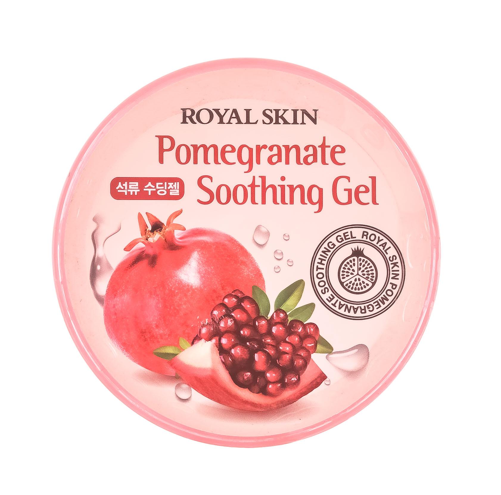 Купить Royal Skin Многофункциональный гель для лица и тела с экстрактом граната, 300 мл (Royal Skin, Для лица), Южная Корея