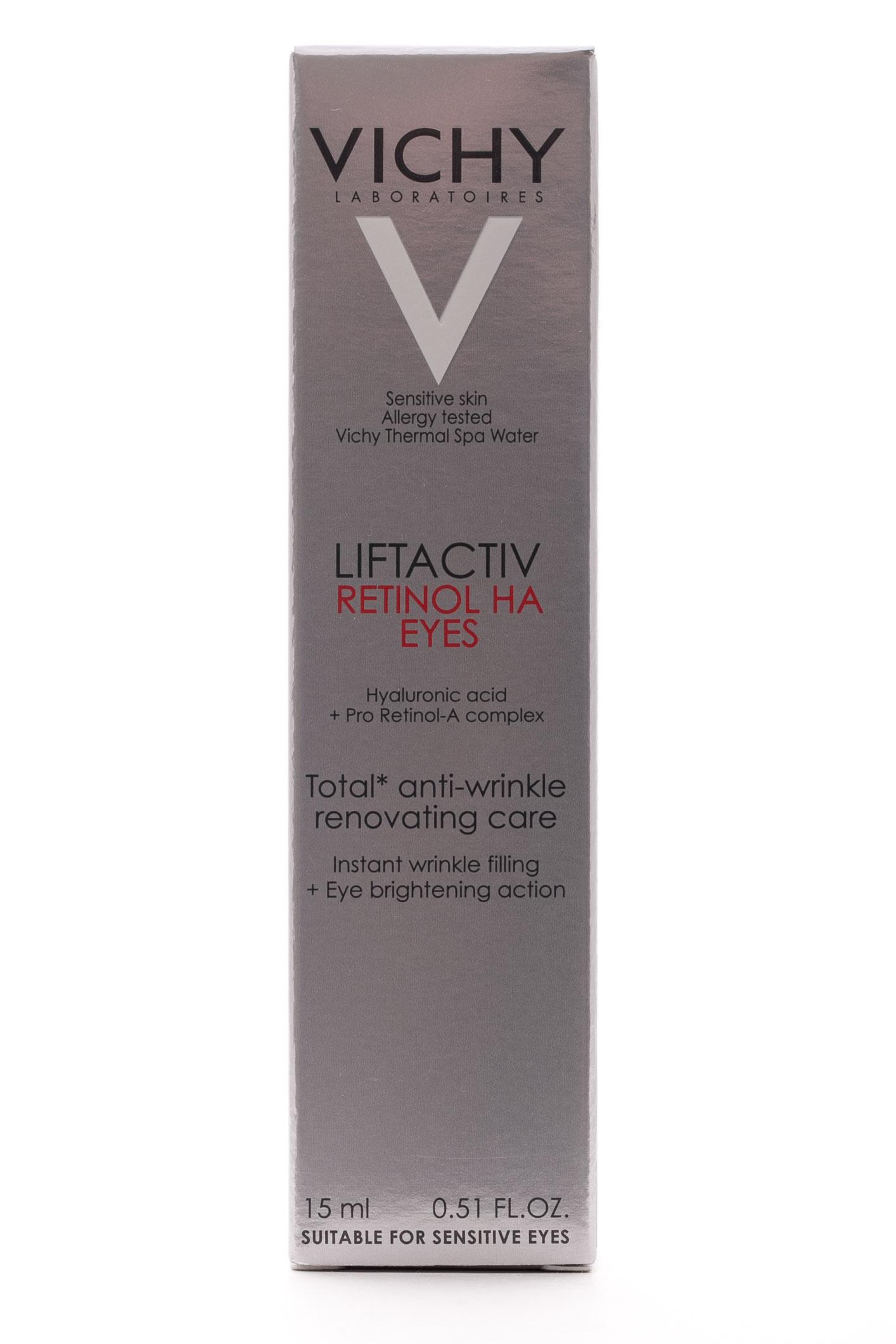 liftactiv retinol ha крем для комплексной коррекции морщин