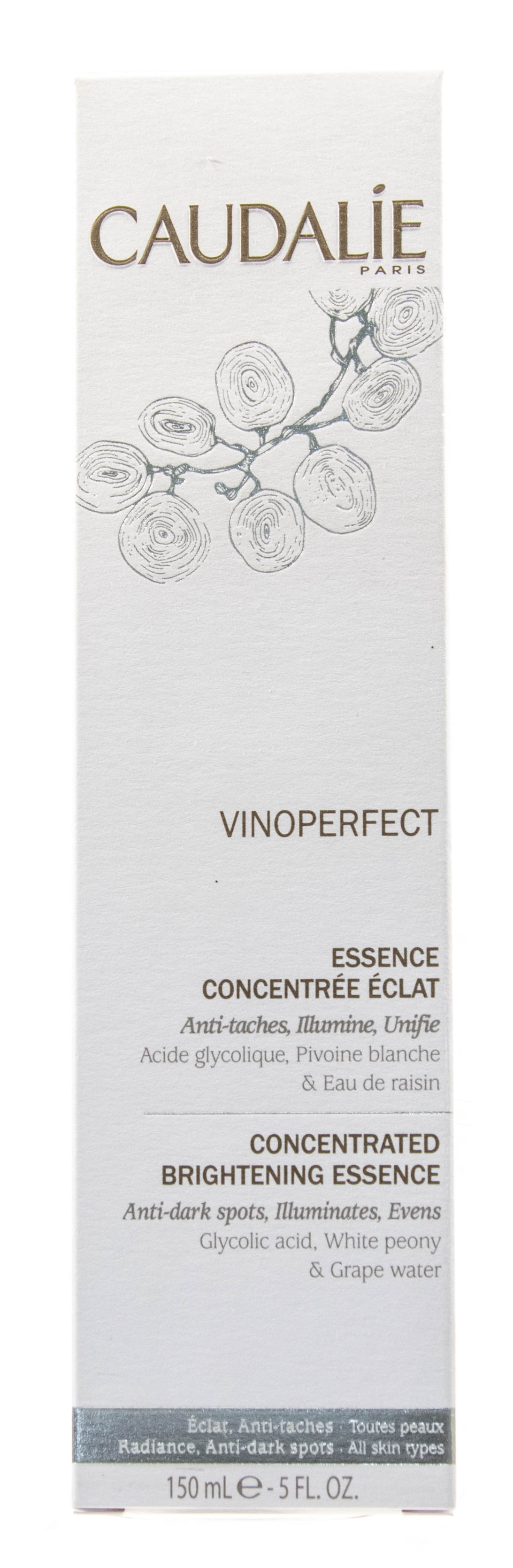 Эссенцияконцентрат для сияния кожи Виноперфект 150 мл (Caudalie, Vinoperfect) caudalie эссенция концентрат для сияния кожи vinoperfect 150 мл