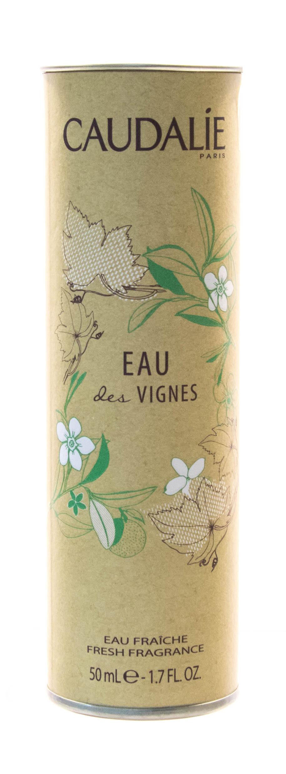 Освежающая вода Eau Des VignesО Де Вин 50 мл (Caudalie, Fresh Fregrances)